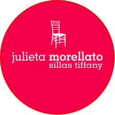 ALQUILER DE SILLAS TIFFANY logo